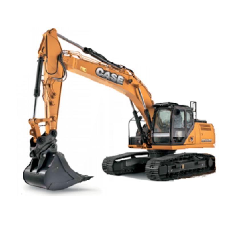 Case 35T excavator