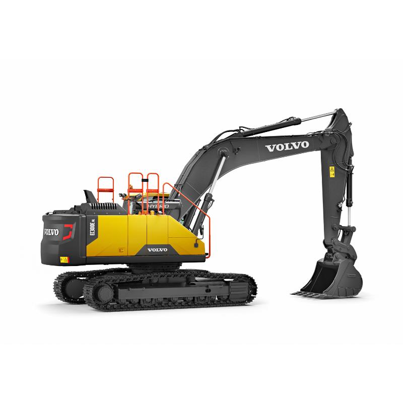 Volvo EC300e 30T excavator