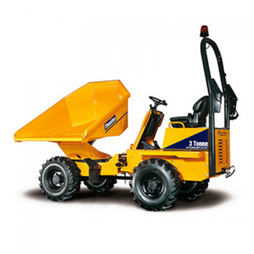 3T swivel dumper