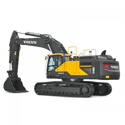 ec480E excavator