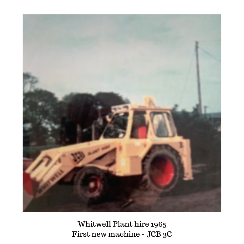 Whitwell plant hire 1965